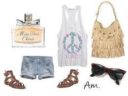 tenue d été